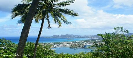 St. Lucia - Castries, Morne Fortune